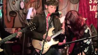 Papa Mali ~Lonesome Road~ LIVE IN AUSTIN at the Sahara Lounge,