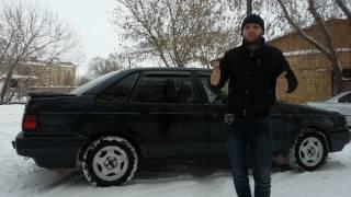 Обзор, тест-драйв Volkswagen Passat B3.