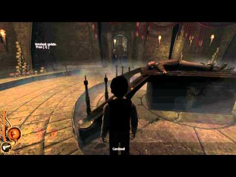 """Lucius game 2012 chapter 10 & 11 walkthrough """"Betrayal"""" & """"Into the Fiery Furnace"""" 