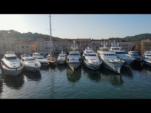 St Tropez : Le village du yachting (FR + ENG SUBT)