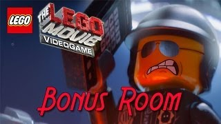The Lego Movie Video Game - The Bonus Room - Free Play (xbox One Walkthrough)