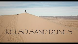 California's Kelso Dunes by Drone