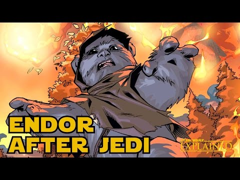 What Happened to Endor After Return of the Jedi - Star Wars Explained