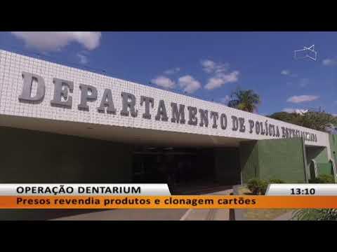 JL - Quadrilha produzia documentos odontológicos falsos