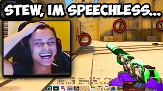 STEWIE2K'S AIM IS JUST BREATHTAKING! S1MPLE DELETES EVERYONE! CS:GO Twitch Clips
