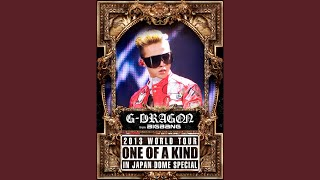 OBESSION -G-DRAGON 2013 WORLD TOUR ~ONE OF A KIND~ IN JAPAN DOME SPECIAL- MP3