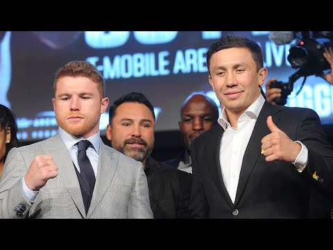 Canelo Alvarez vs. Gennady Golovkin is on! Boxing stars say who they think will win