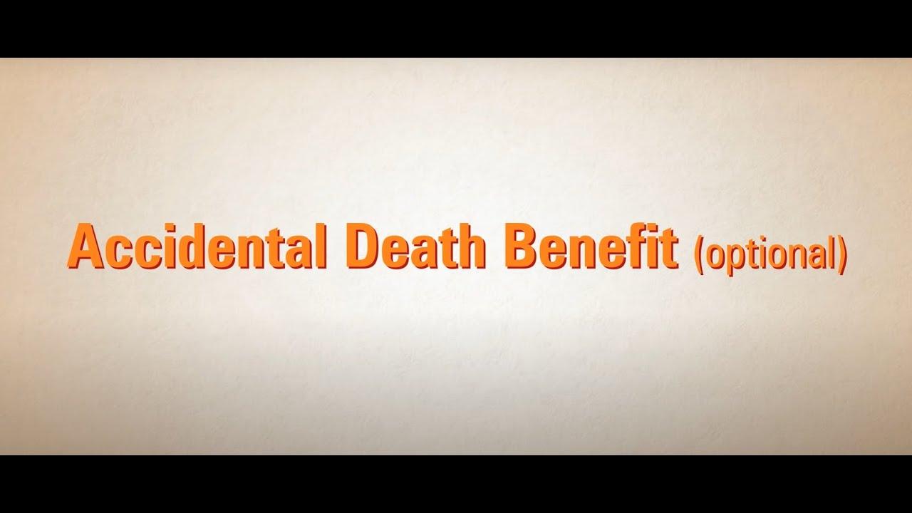 ICICI Pru iProtect Smart - Accidental Death Benefit - YouTube