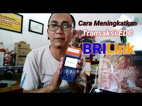 Cara meningkatkan transaksi EDC BRILink agen dephe group