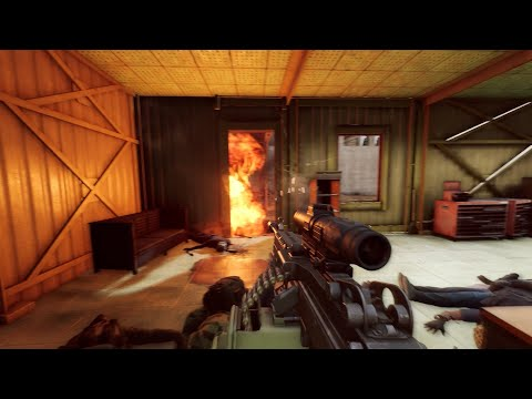 Insurgency Sandstorm - The Heavy Artillery - The Most Fun Game  