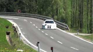 Rechberg HEROES of HILL CLIMB rennen race Subaru Enterprise Petr Tomasek ME 2012