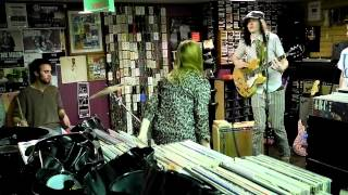The Static Trees - Sad Bones (New Song) @ The Record Exchange 03/03/13