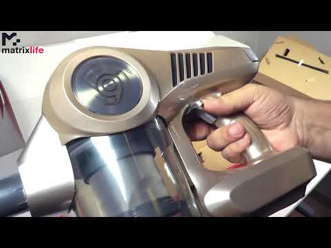 HOOVER H-FREE 800 Unboxing and review