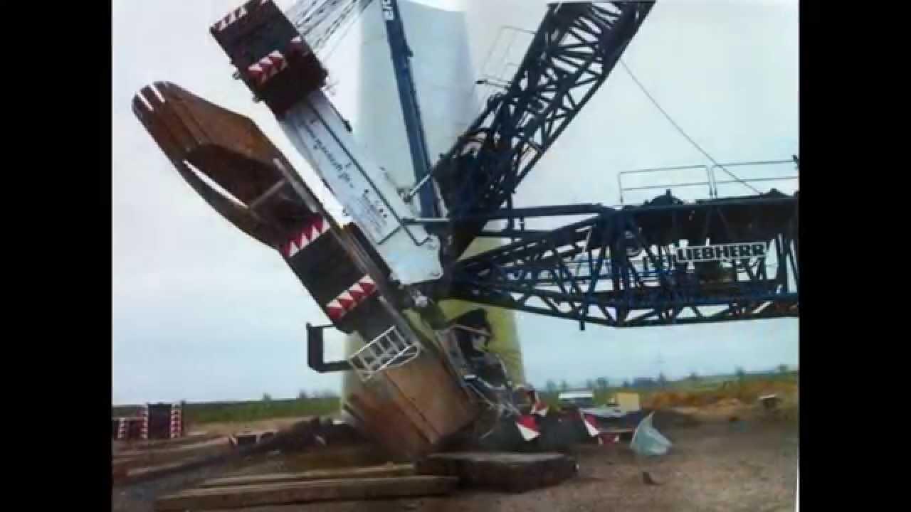 תאונות מנופים  crane accident  .s.show