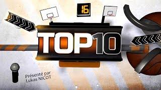 Top 10 CourtCuts FFBB du 3 novembre 2018