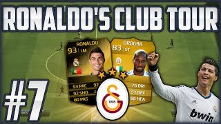 FIFA 14 Next Gen - Ronaldo's Club Tour - #7 - Galatasaray Istanbul - ES IST SOWEIT!.. Ronaldo's Club Tour nun auch in FIFA 16! ▻ Zum Video » http://youtu.be/Um2QRFe_EdY ▽ Kontakt, FIFA 14 Ultimate Team Coins und ...