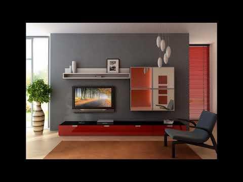 Kleine wohnzimmer innenarchitektur