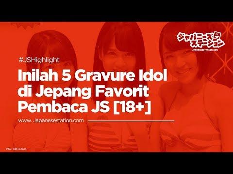 Inilah 5 Gravure Idol di Jepang Favorit Pembaca JS [18+]