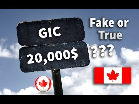 Is GIC 20,000$ ?? | Truth & Rumor About GIC Canada 2019