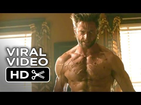 X-Men: Days of Future Past VIRAL VIDEO - Wolverine (2014) - Hugh Jackman Movie HD