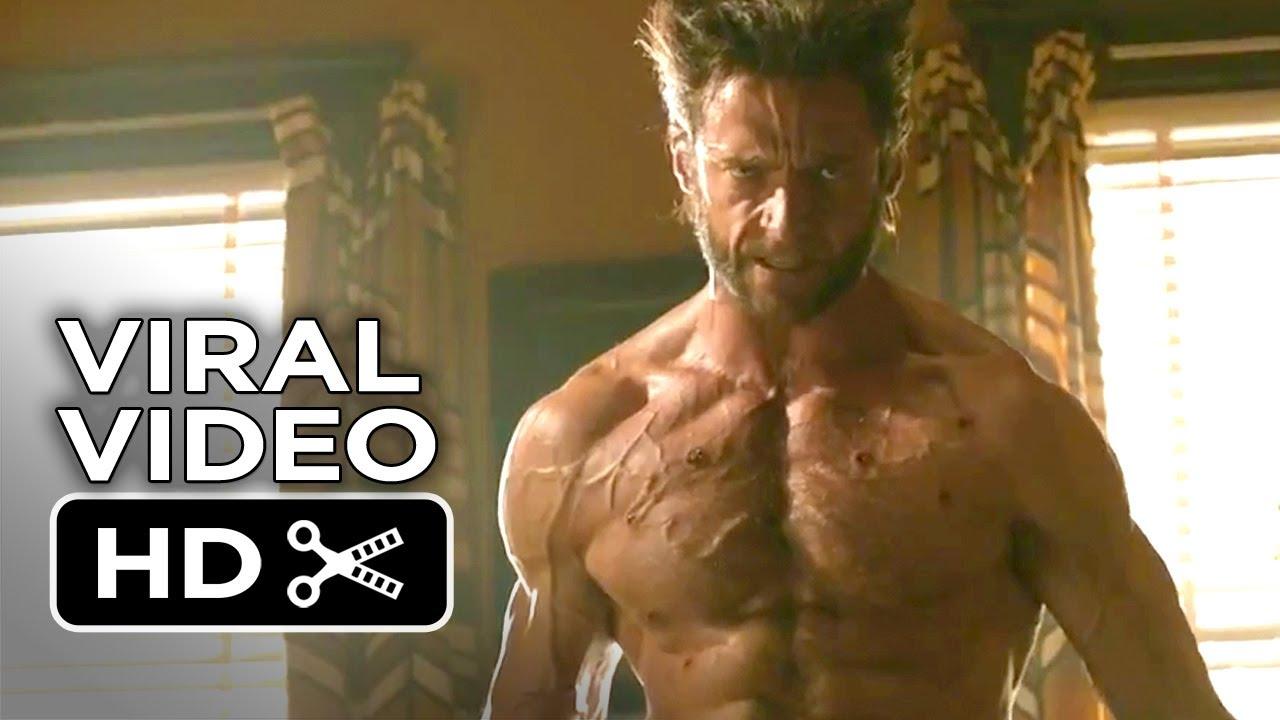 jackman Wolverine naked hugh