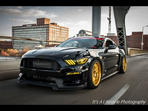 Tuned 2016 Ecoboost Mustang Youtube