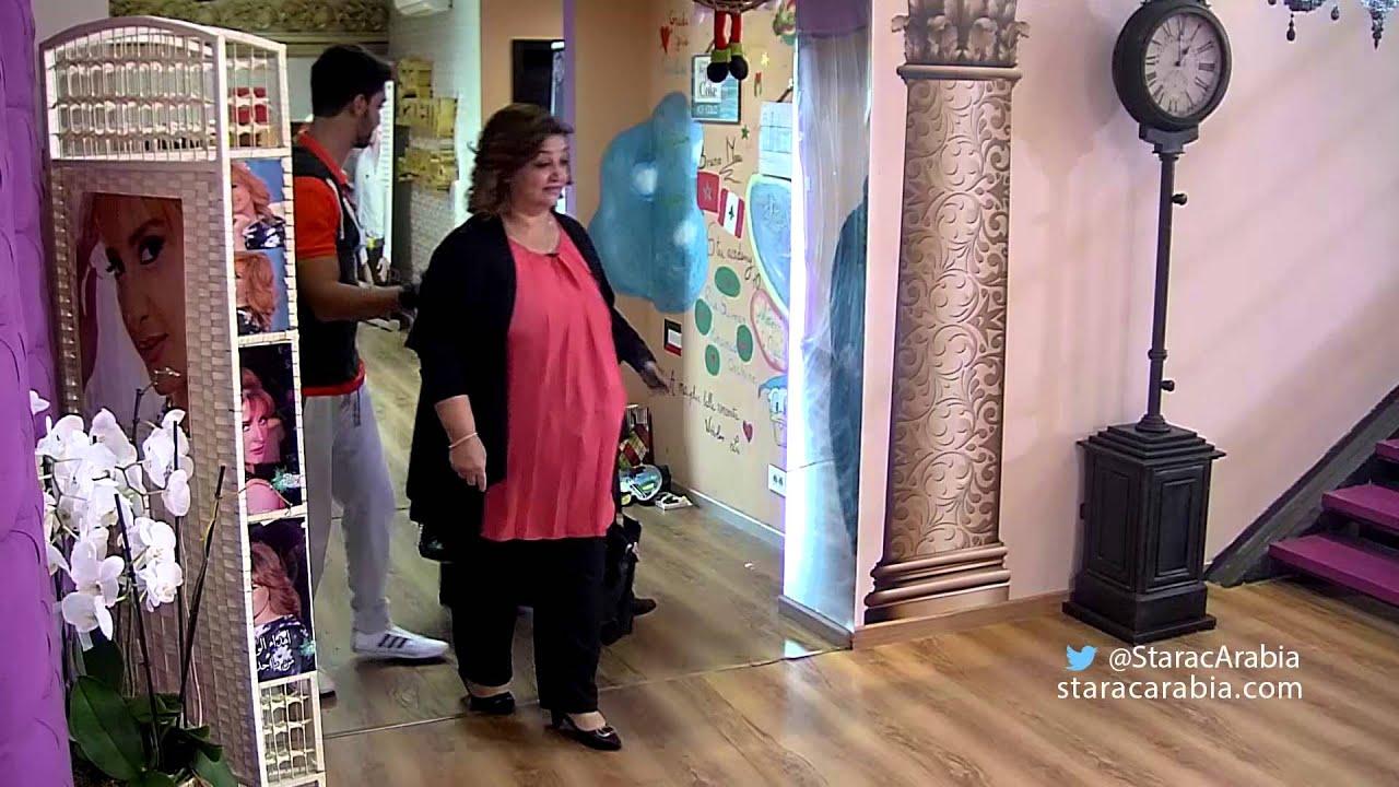 زيارة والدتا مينا عطا ومحمد شاهين إلى الأكاديمية - ستار اكاديمي 10 - Mina Atta Mohammad Chahine - YouTube
