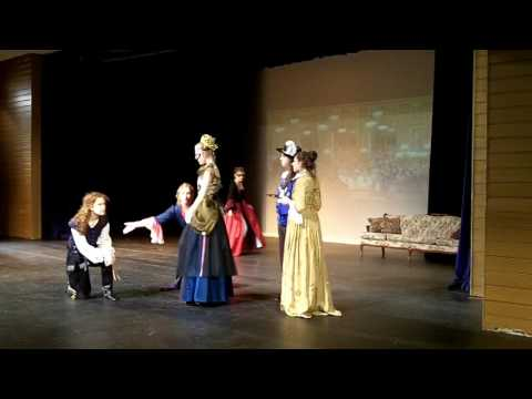 The Three Musketeers - Act 2 of 2 (Seaquam S.S.)