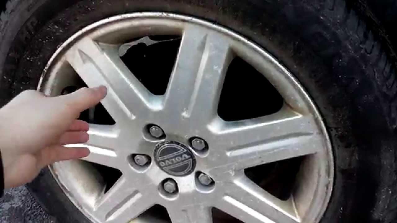 Volvo s40 wheel bearing noise