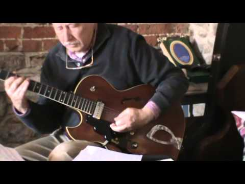 Jazz at The Trooper Inn - Piano solo by Tony Pope