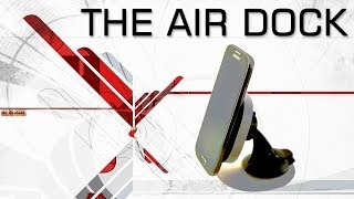 the air dock wireless qi charger for android iphone
