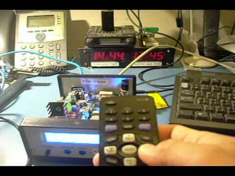 DIY antenna rotator controller byATMEGA328 Duemilanove Arduino Bootloader