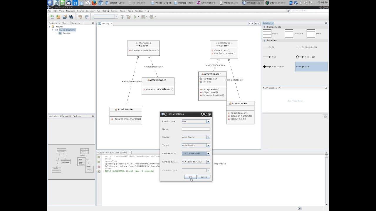 Iterator Pattern New Inspiration