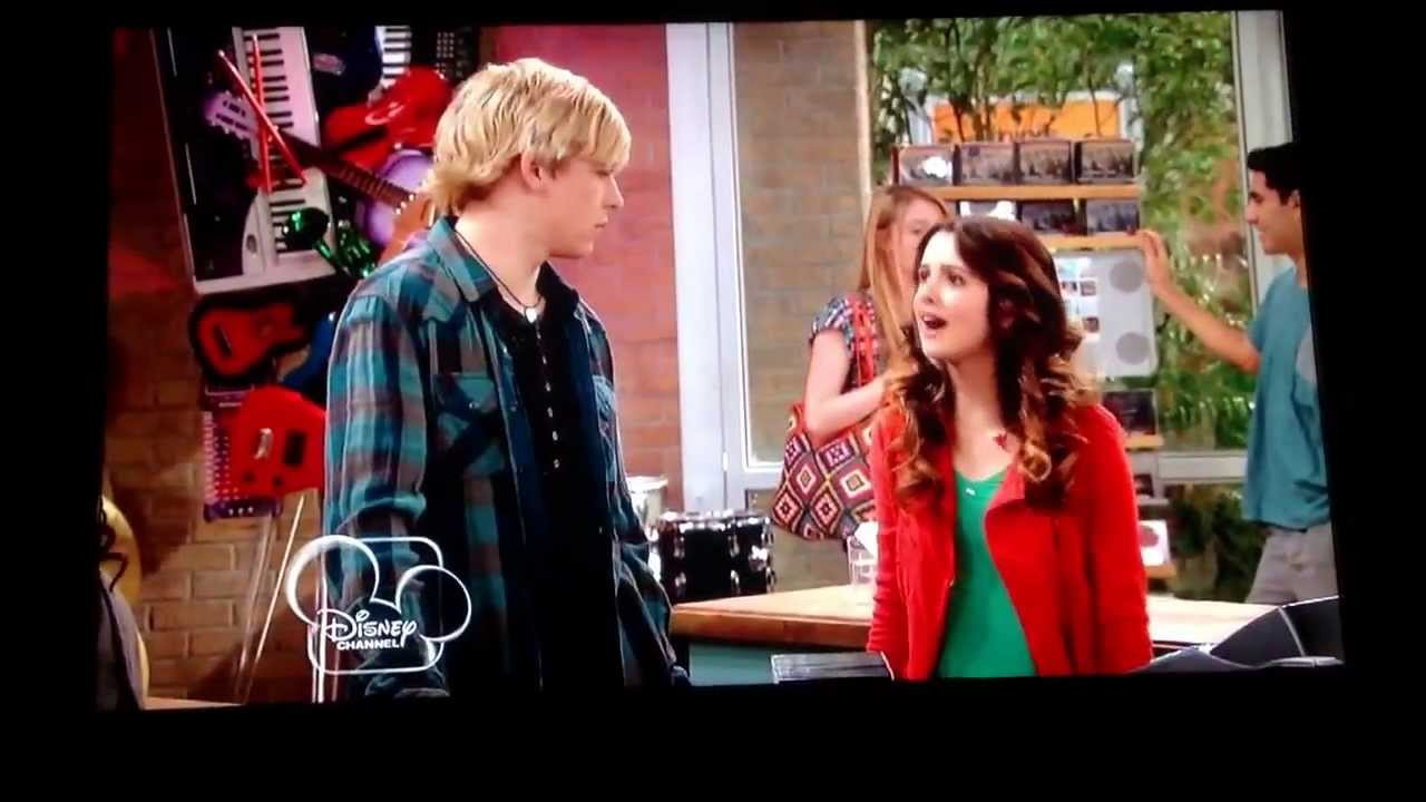 austin and ally relationship in real life