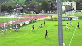 FC Gams - FC Trübbach 4:1