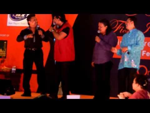 Malam 2A V 2S at Singapore Expo - Part 1