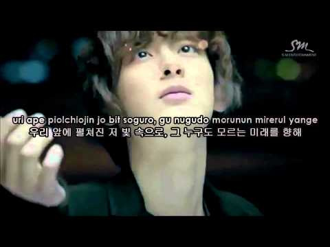 EXO-K ( 엑소케이) - El Dorado (엘 도라도) Karaoke