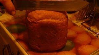 Рецепт хлеба в хлебопечке.Очень вкусный хлеб.