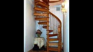 видео Элементы лестниц