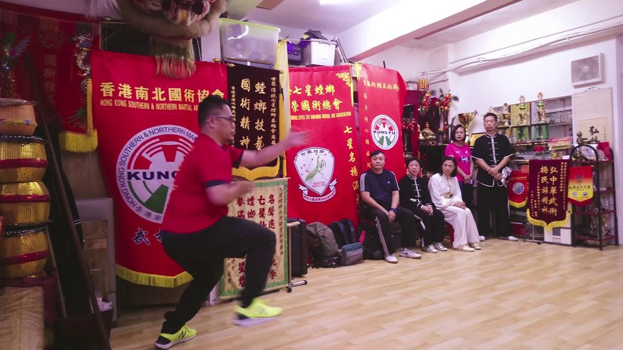 中國少林武術協會 主辦 香港南北國術恊會 恊辦 2018 中國少林武術段位考核片段 - YouTube