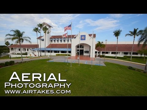 Boca Prep International School - Aerial