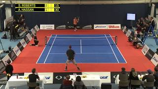 vuclip touchtennis Rally Of The Year 2017 Hassan vs Roberts