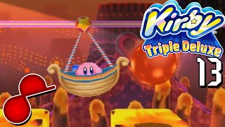 Kirby Triple Deluxe - [13] Bread and Bekfast