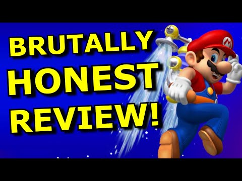 My Brutally Honest Review of Super Mario 3D All-Stars!