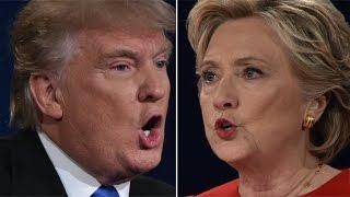 Watch The Second Presidential Debate (Full Debate - 10/09/16)