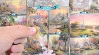 Thomas Kinkade Jigsaw Puzzles