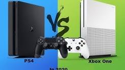 PS4 vs  Xbox One in 2020