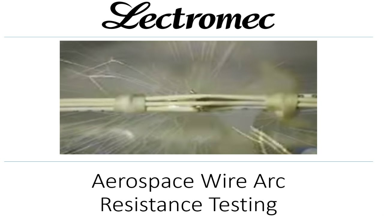 Aircraft Wire Arc Resistance Testing  sc 1 st  YouTube : kapton wiring problems - yogabreezes.com