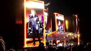 The Rolling Stones No Filter - Honky tonk woman @ Stadtpark Festwiese Hamburg 9.09.17