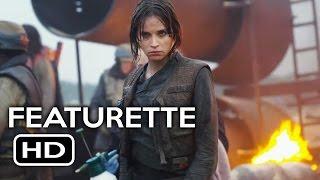 Star Wars Rogue One Celebration Reel Featurette (2016) Felicity Jones Movie HD